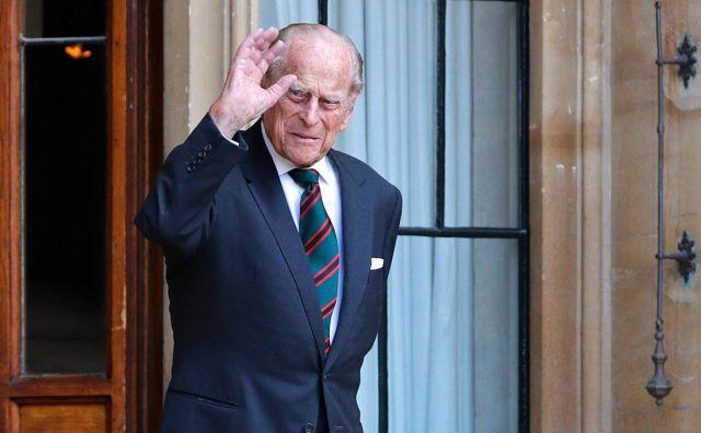 Общество: В центре Лондона появится памятник принцу Филиппу