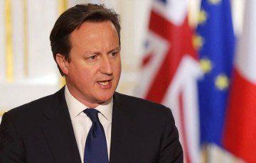 Общество: Правительство Британии планирует расследовать лоббизм экс-премьера Кэмерона