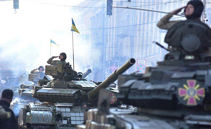 Общество: Daily Mail (Великобритания): кризис на Украине «в шаге от войны». Говорят британцы.