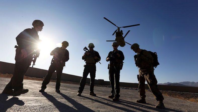 Общество: Times: Британия хочет вывести почти весь свой контингент из Афганистана