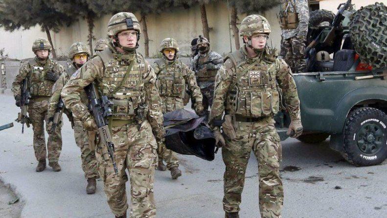 Общество: Британия готова вывести свои войска из Афганистана раньше США