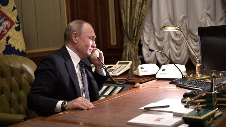 Общество: Британцы активно обсуждают телефонный разговор Путина и Байдена