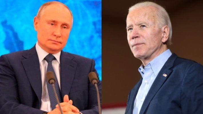 Общество: Жители Великобритании активно обсуждают телефонный разговор Путина и Байдена
