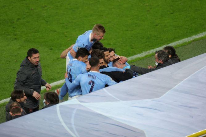Общество: Манчестер Сити побеждает Боруссию – Зинченко в полуфинале ЛЧ!