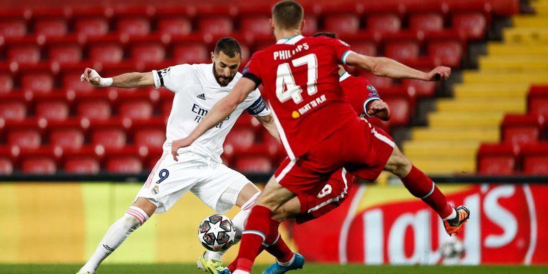 Общество: Ливерпуль Реал 0:0 видеообзор ответного матча 1/4 финала Лиги чемпионов 14.04.2021 - ТЕЛЕГРАФ