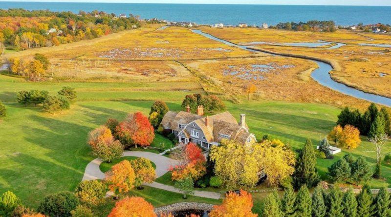 Общество: Роскошные фермерские владения: в Новой Англии продают невероятное ранчо
