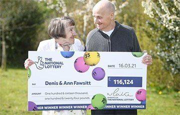 Общество: 80-летний британец выиграл в лотерею, потому что забыл очки
