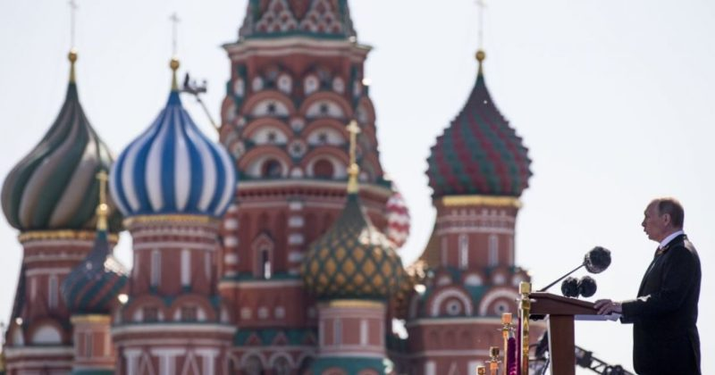 """Общество: Российского посла вызвали в МИД Великобритании из-за """"злонамеренного поведения"""" РФ"""