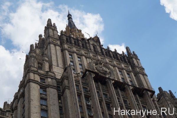 Общество: Посол Британии прибыла в МИД РФ