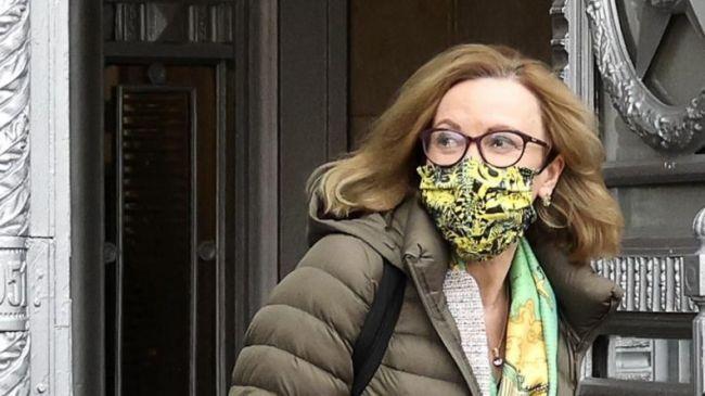 Общество: Посол Британии вышла из МИД России, отказавшись от комментариев