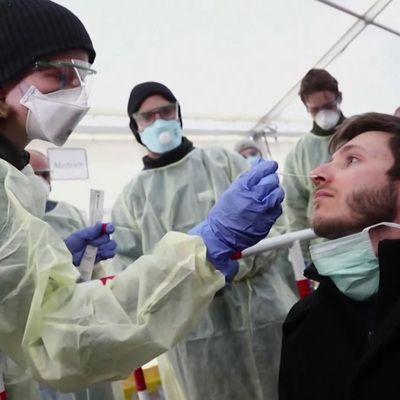 Общество: В Великобритании обнаружен новый штамм-мутант коронавируса