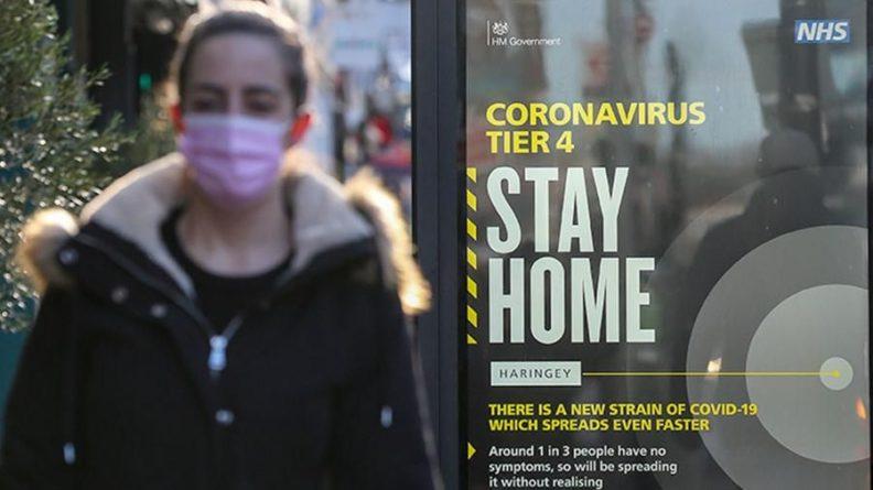 Общество: В Великобритании выявили индийский штамм коронавируса