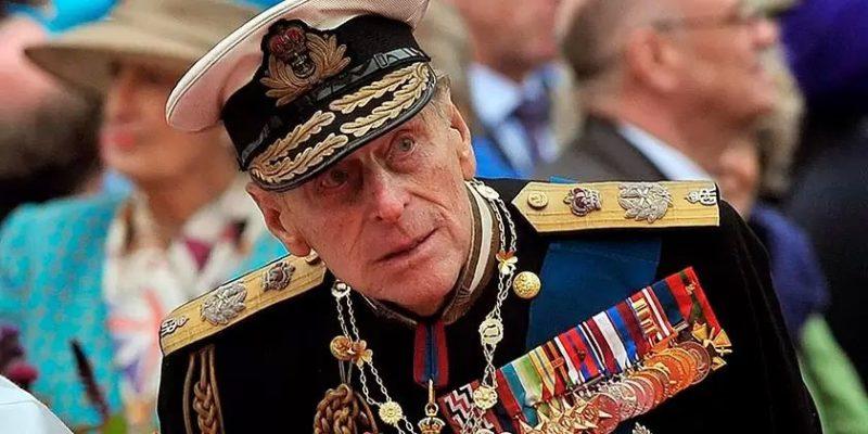 Общество: Похороны под сенью коронавируса: в Великобритании попрощались с принцем Филиппом