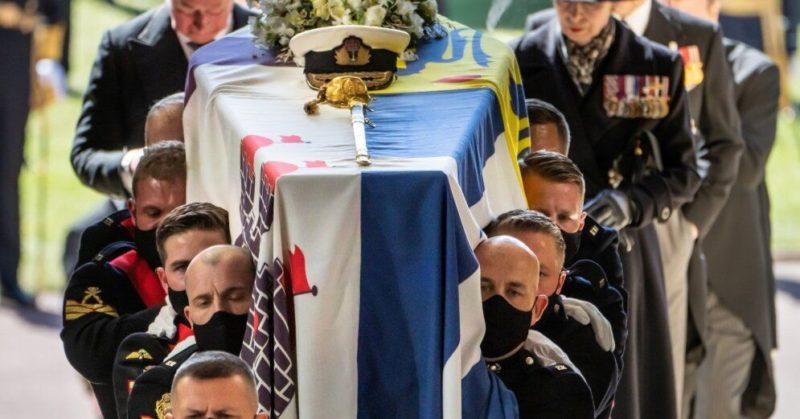 Общество: ФОТО: Великобритания проводила принца Филиппа в последний путь