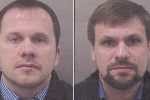 Общество: Полиция Чехии объявила в розыск Петрова и Боширова, подозреваемых Британией в отравлении Скрипалей