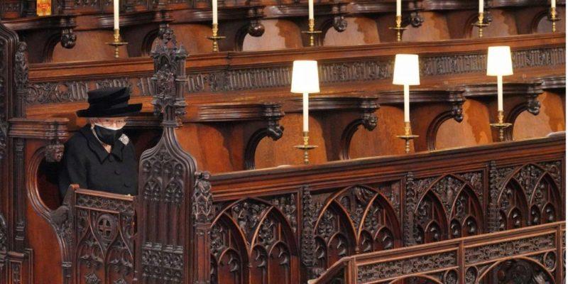 Общество: Прощай, Филипп. Как в Великобритании прошли похороны герцога Эдинбургского — фоторепортаж