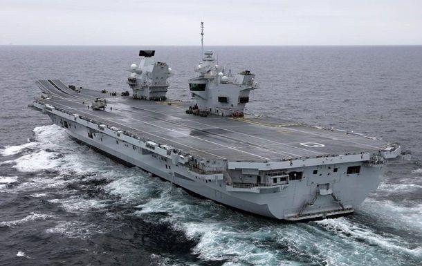 Общество: Британия направит в Черное море два военных корабля - Times