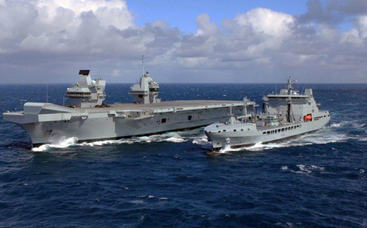Общество: Два корабля ВМС Великобритании отправятся в Черное море в мае