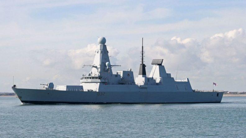 Общество: ВМС Британии намерены отправить корабли в Черное море для поддержки Украины