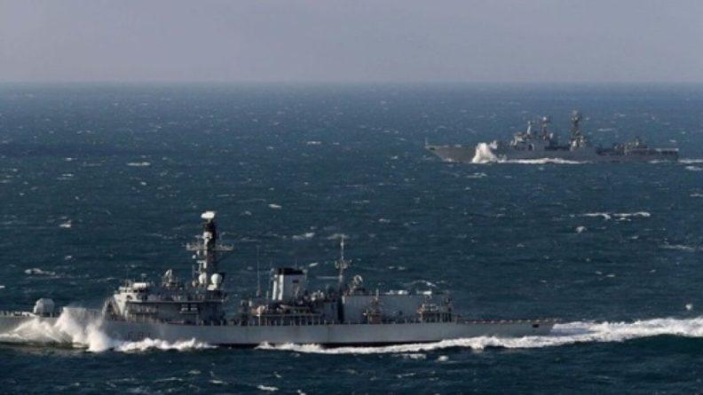 Общество: Флот Великобритании прибудет в Черное море для поддержки Украины