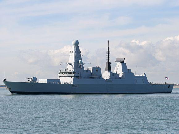 Общество: Times: Британия отправит свои военные корабли в Черное море