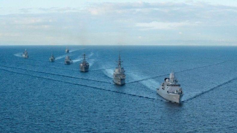 Общество: Британия направит два боевых корабля в Черное море в знак поддержки Украины