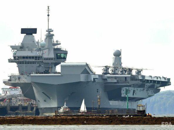 Общество: Великобритания отправит военные корабли в Черное море – СМИ