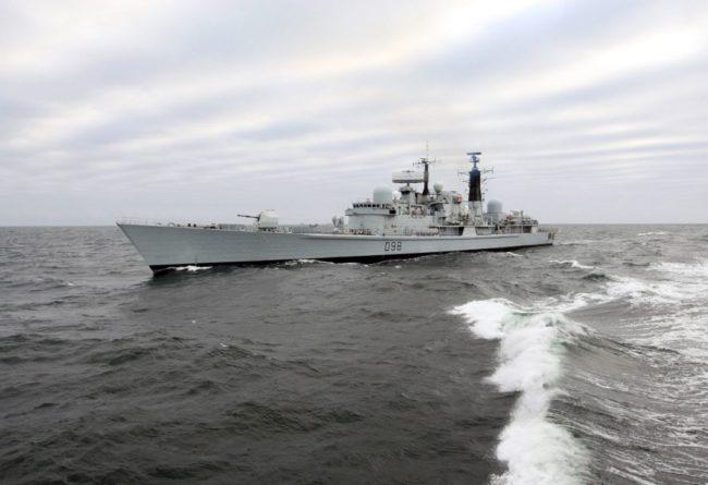 Общество: Корабли ВМС Великобритании отправятся в Черное море в мае