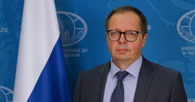 """Общество: Посол РФ: Лондон назначил Россию """"противником"""" задолго до Солсбери"""