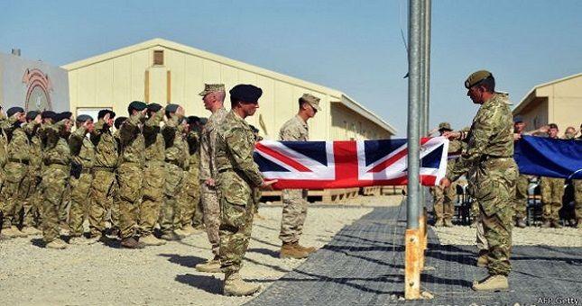 Общество: Великобритания также выводит войска из Афганистана