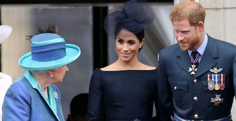 Общество: Принц Гарри покинет Великобританию после дня рождения Елизаветы II 21 апреля 2021 - королеве исполнится 95 - ТЕЛЕГРАФ