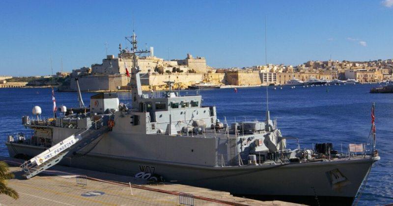 Общество: ВМС Украины ведет переговоры о покупке противоминных кораблей у Великобритании (фото)