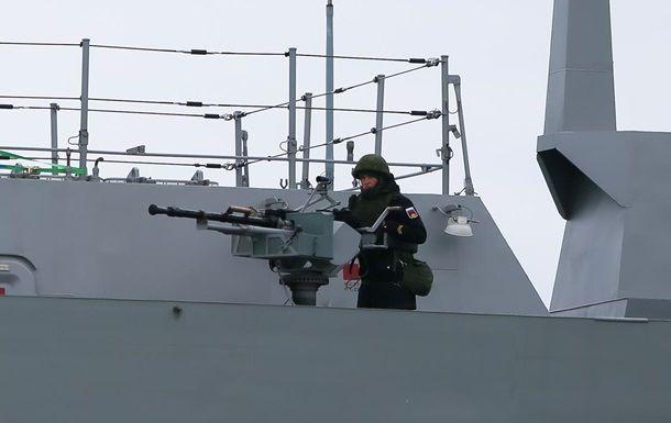 Общество: Британия ответит. РФ блокирует Керченский пролив