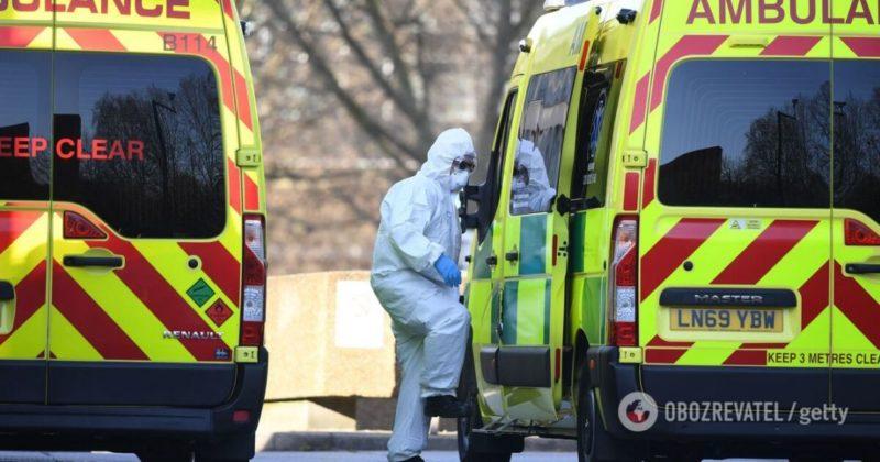 Общество: В Британии произошла вспышка двойного мутанта коронавируса из Индии