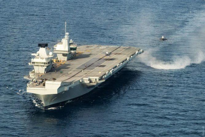 Общество: Великобритания и США все-таки направляют свои корабли в Черное море