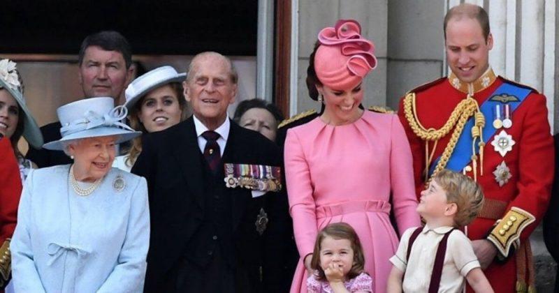 Общество: 33 знатных имени. Кто есть кто в королевской семье Великобритании