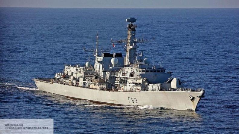Общество: Sohu: Британия опозорилась перед Россией в Черном море