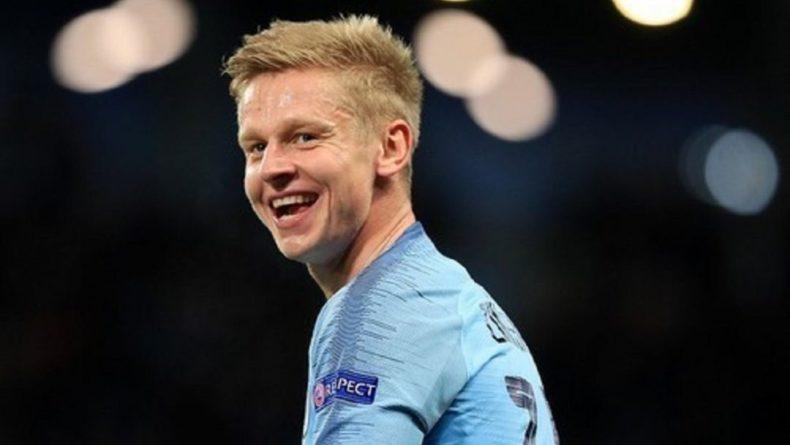 Общество: Зинченко помог Манчестер Сити победить Астон Виллу – чемпионство уже близко