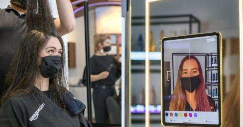 Общество: Новейшие технологии: Amazon откроет салон красоты в Лондоне