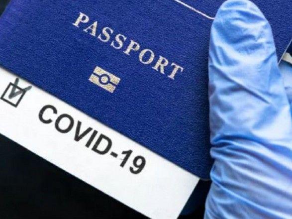 Общество: В Англии обещают выдавать COVID-паспорта уже в мае