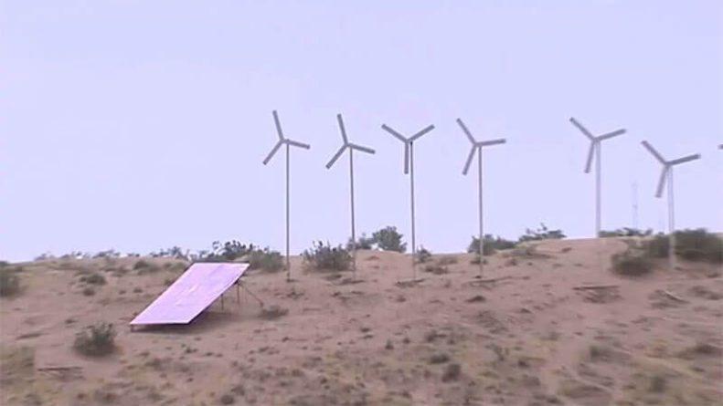 Общество: Великобритания и компания PwC представили Туркменистану план перехода на возобновляемые источники энергии