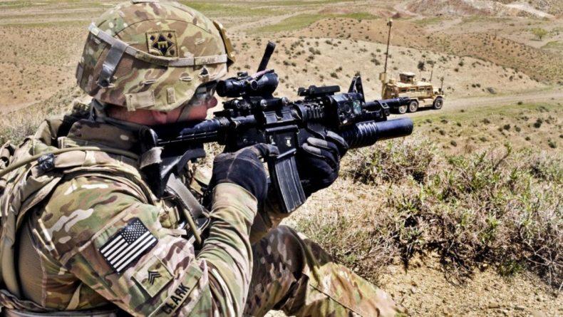 Общество: Спецназ из Британии и США тренирует ВСУ воевать с Донбассом