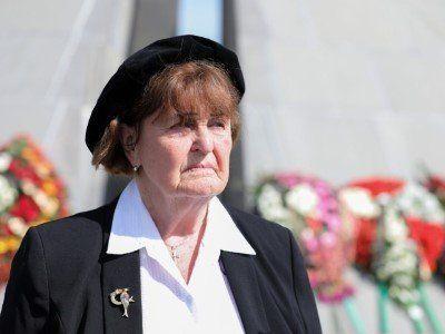Общество: Кэролайн Кокс посетила «Цицернакаберд» Я приехала сюда в гневе, потому что Британия до сих пор не признала Геноцид армян