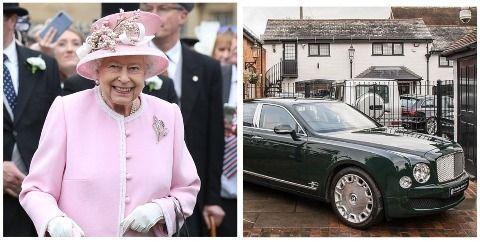 Общество: В Англии выставлен на продажу Bentley Елизаветы II почти за четверть миллиона долларов (ФОТО)