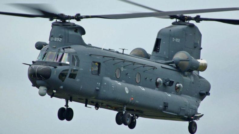 Общество: Великобритания закупит CH-47F Chinook