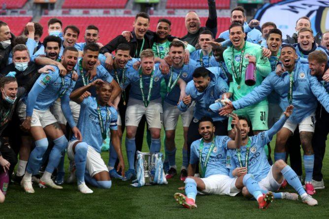 Общество: Зинченко завоевал первый трофей в сезоне – в финале Манчестер Сити справился без украинца