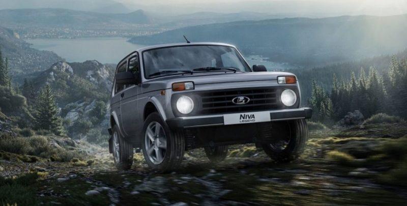 Общество: Внедорожник Lada Niva Legend вернулся на рынок Великобритании