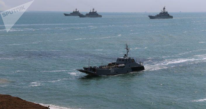 Общество: Британия бросит вызов доминированию РФ в Черном море из солидарности с Украиной - Express
