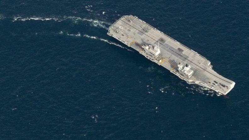 """Общество: Британцы посоветовали Королевскому флоту не соваться в Черное море со своим """"мусором"""""""
