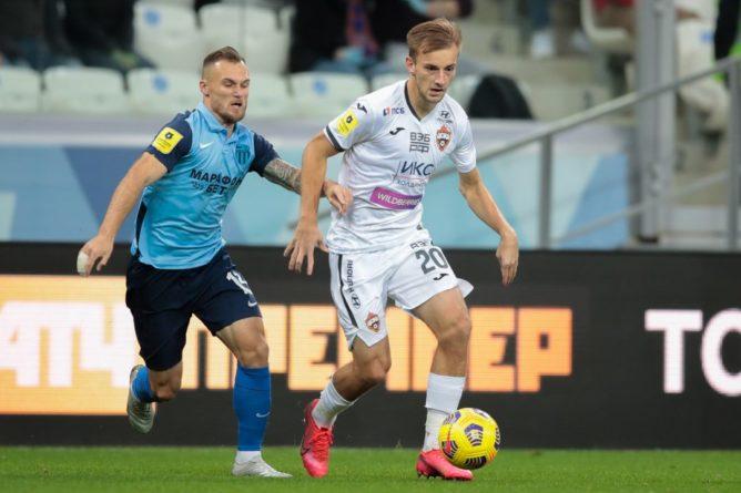 Общество: Уроженец Рязани не смог блеснуть на молодежном Евро, но привлек внимание клубов из Англии и Италии